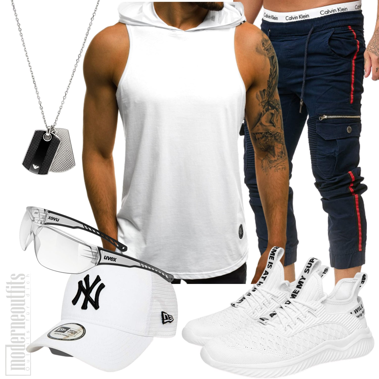 Komplettes Jogginghosen Outfit Herren für die Freizeit